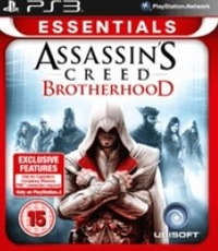 Assassin's Creed Brotherhood (PS3 Essentials) for PS3