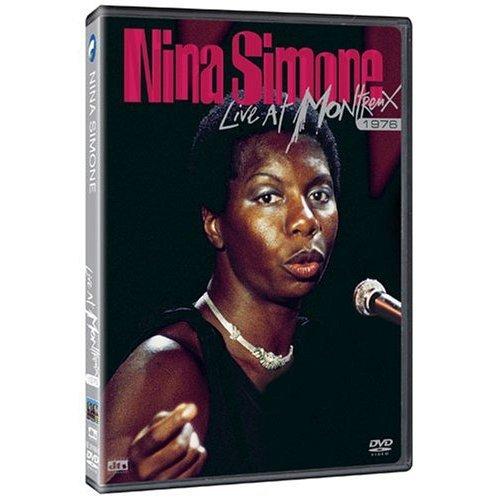 Nina Simone - Live at Montreux 1976 on DVD