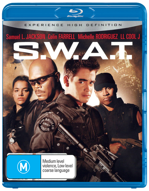 S.W.A.T. on Blu-ray
