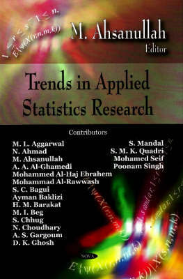 Trends in Applied Statistics Research image