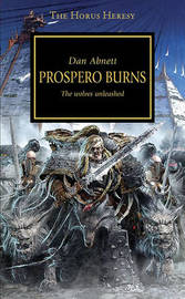 Warhammer: Prospero Burns (Horus Heresy) by Dan Abnett