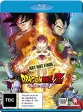 Dragon Ball Z: Resurrection 'F' on Blu-ray