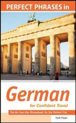 Perfect Phrases in German for Confident Travel by Hyde Flippo image