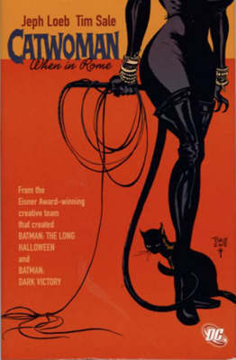 Catwoman by Jeph Loeb image