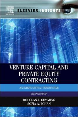 Venture Capital and Private Equity Contracting by Douglas J. Cumming image