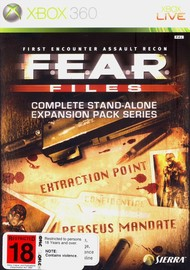 F.E.A.R.: Files Expansion Pack for Xbox 360 image