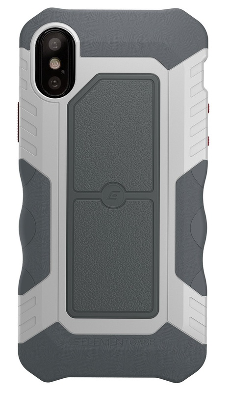 Element: Recon Tough Case - For iPhone X (White)