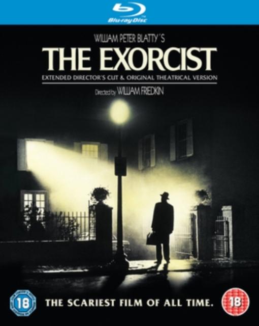 Exorcist on Blu-ray