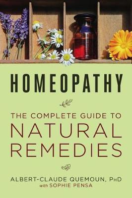 Homeopathy by Albert-Claude Quemoun image