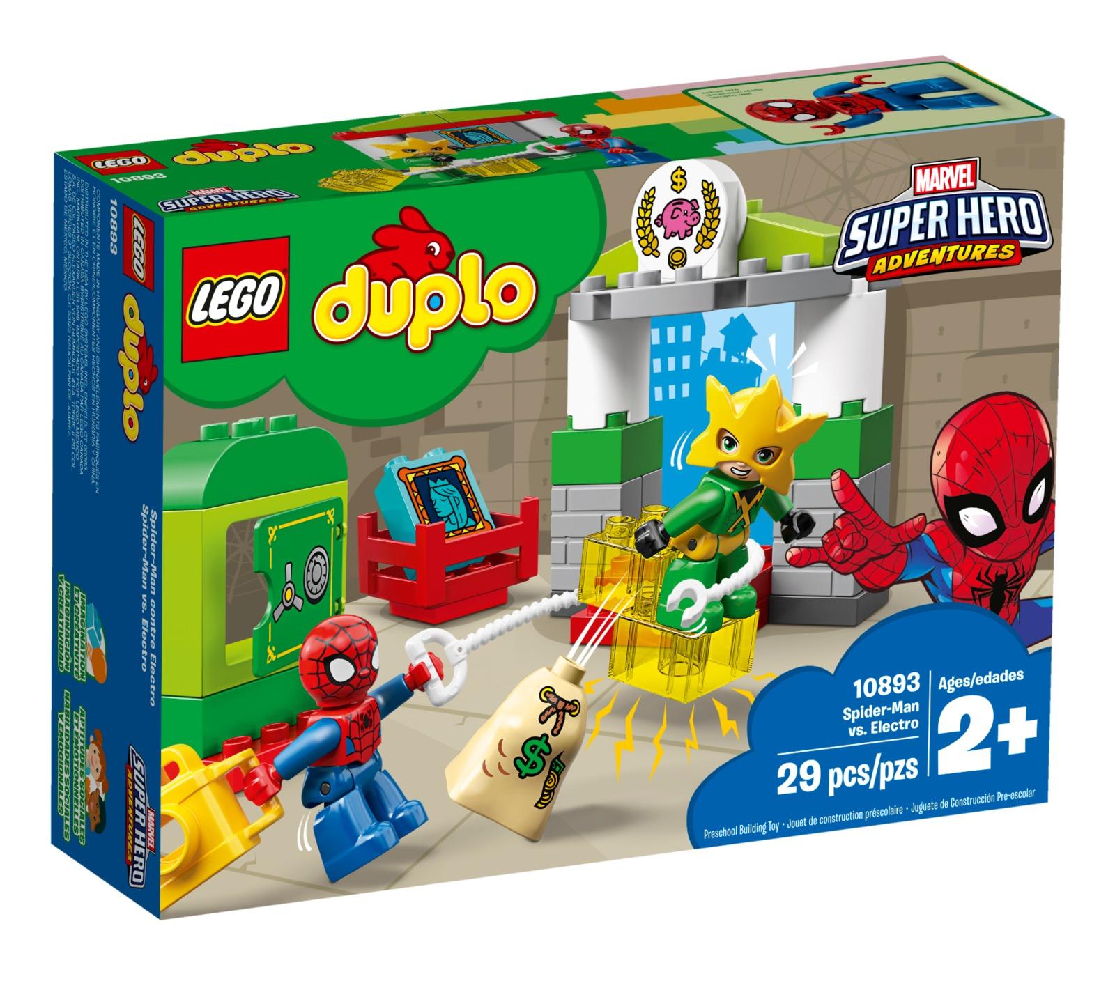LEGO DUPLO - Spider-Man vs. Electro image