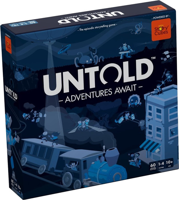 Untold: Adventures Await - Storytelling Game