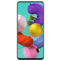 Samsung Galaxy A51 (2020 Model) 128GB (6GB RAM) - Black