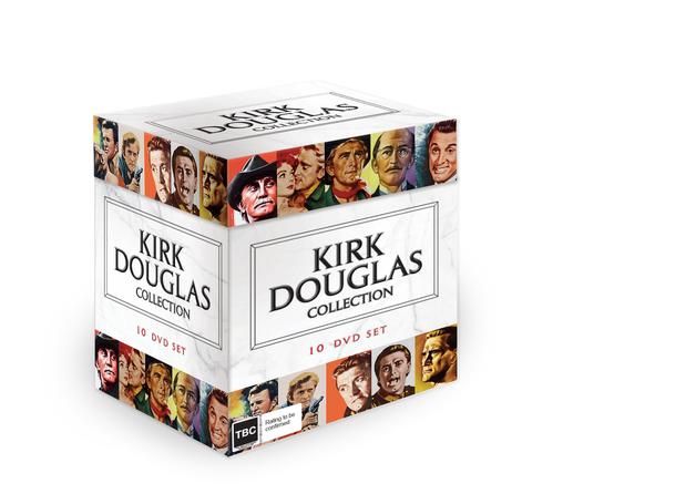 Kirk Douglas Collection on DVD