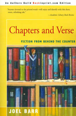 Chapters and Verse by Joel Barr image