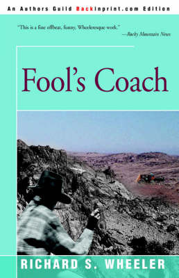 Fool's Coach by Richard S Wheeler image