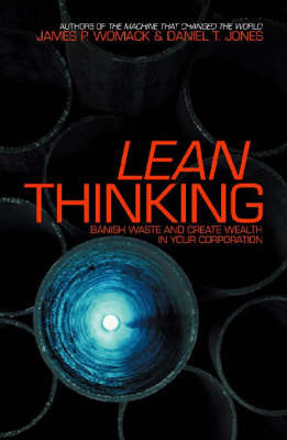 Lean Thinking by James P Womack image