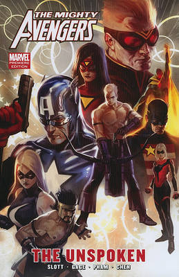 Mighty Avengers: Unspoken image