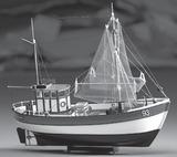 Billing Boats Rainbow Cutter 1/60 Model Kit