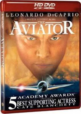 The Aviator on HD DVD