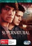 Supernatural - The Complete 3rd Season (5 Disc Set) DVD