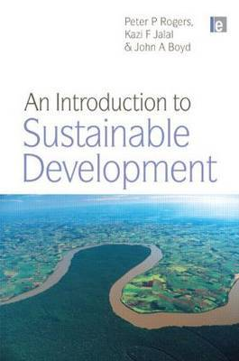 An Introduction to Sustainable Development by Peter P Rogers image
