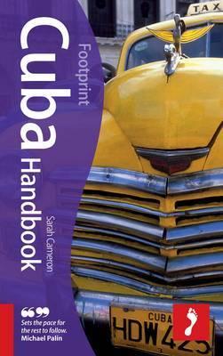 Cuba Footprint Handbook by Sarah Cameron