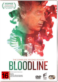 Bloodline - The Complete Second Season on DVD image