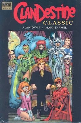 Clandestine Classic by Alan Davis