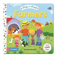 Flip and Find Farmers by Samantha Meredith