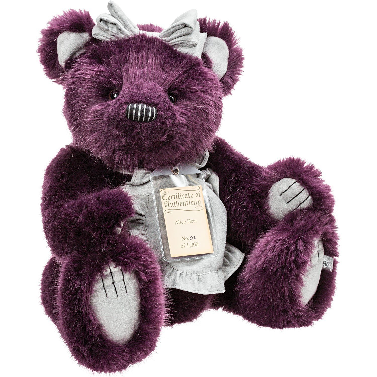 Suki: Silver Tag Collection - Alice Bear (Limited Edition) image