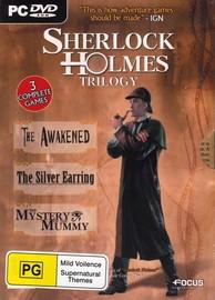 Sherlock Holmes Trilogy (aka Sherlock Holmes Chronicles) for PC image
