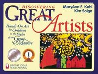 Discovering Great Artists by MaryAnn F Kohl image