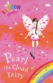 Pearl the Cloud Fairy (book + CD) by Daisy Meadows image