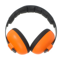 Banz Mini Earmuffs - Orange
