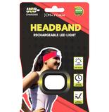 LED Head Band - Grey (Small)