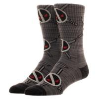 Marvel: Deadpool Sword Toss - Crew Sock