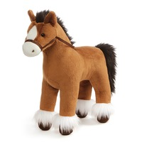 Gund: Dakota Clydesdale Horse - Brown