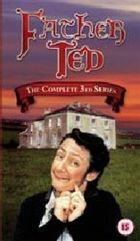 Father Ted Series 3 on DVD