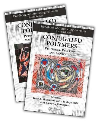 Handbook of Conducting Polymers, Fourth Edition - 2 Volume Set image