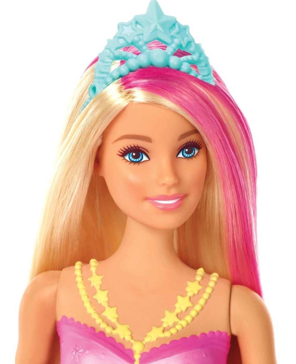 Barbie: Dreamtopia - Sparkle Lights Mermaid Doll image