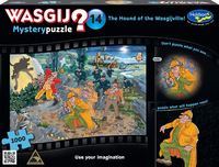Wasgij: 1000 Piece Puzzle - Mystery (Hound Of The Wasgijville)