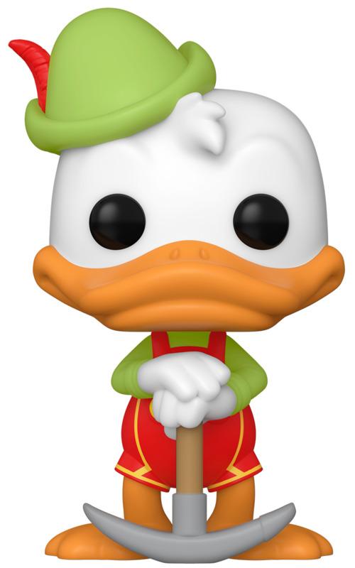 Disneyland: Donald In Lederhosen - Pop! Vinyl Figure