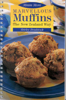 Mmm...More Marvellous Muffins by Shirley Bradstock image