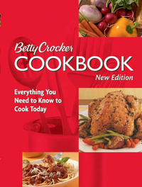 Betty Crocker Cookbook by Betty Crocker image