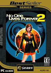 No One Lives Forever 2: In H.A.R.M.S Way for PC