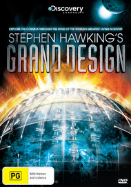 Stephen Hawking's Grand Design on DVD