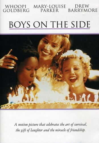 Boys On The Side on DVD image