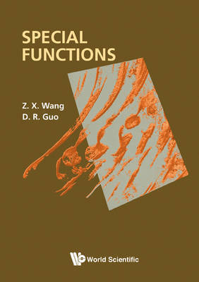 Special Functions by Zhi Xu Wang