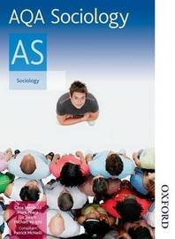 AQA Sociology AS by Mike Wright image