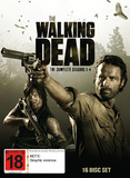 The Walking Dead - Season 1 - 4 DVD